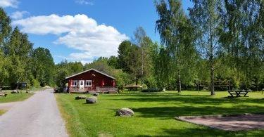 Camping Tiveden - Logeren bij Taalgenoten in Zweden