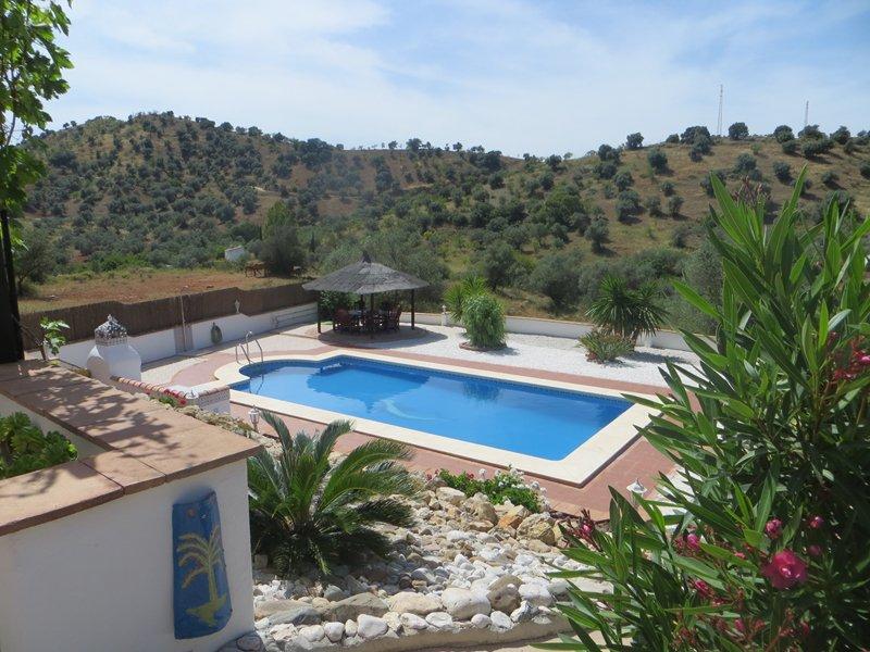 Casa El Corasueño - Logeren bij Landgenoten in Andalusië