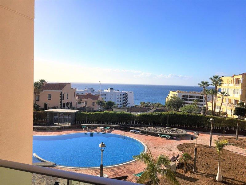 Moderne Flat in Zuid-Tenerife - Logeren bij Landgenoten op Tenerife