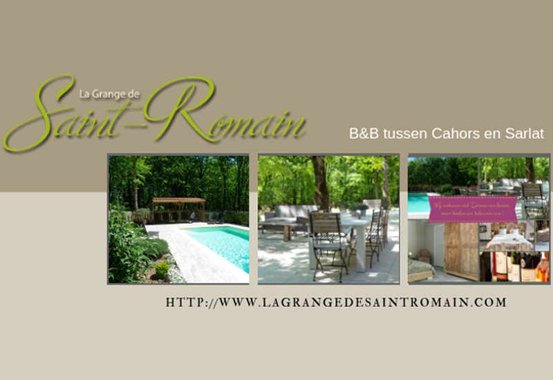 La Grange de Saint-Romain - Logeren bij Landgenoten in Frankrijk