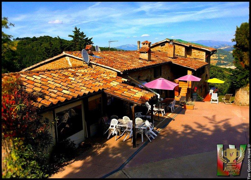 Agriturismo La Vallata - Logeren bij Landgenoten in Italië