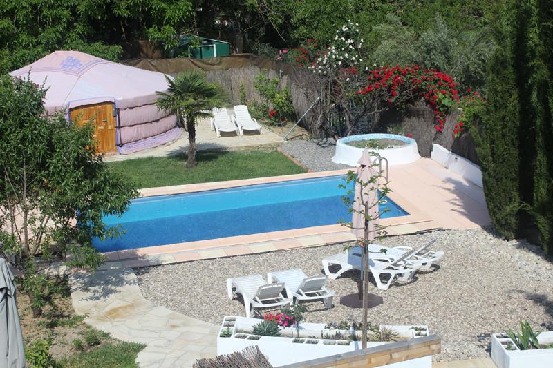 Casa La Nuez - Logeren bij Landgenoten in Spanje
