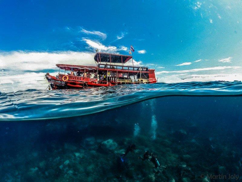 BB Divers - Belgische Duikschool in Thailand inclusief B&B