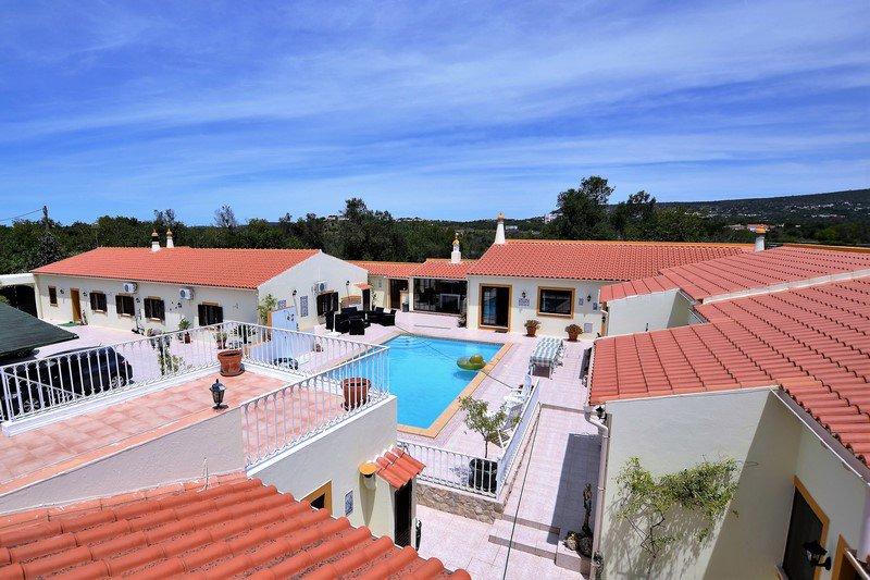 Casa dos Ninos - Logeren bij Belgen in Portugal