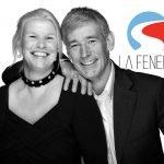 Jeannette Kalfsterman en René Bosselaar - Landgoed La Fenella