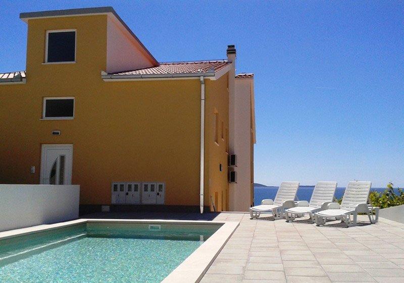 Apartments Aqua - Logeren bij Belgen in Kroatië