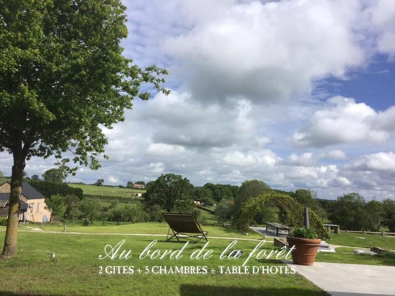 Au Bord de la Forêt - Logeren bij Landgenoten in Frankrijk
