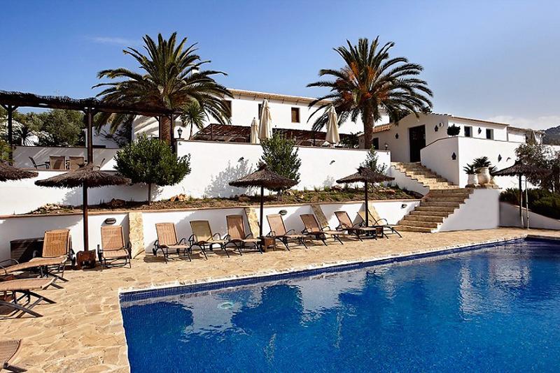 Casa Rural El Olivar - Logeren bij Landgenoten in Spanje