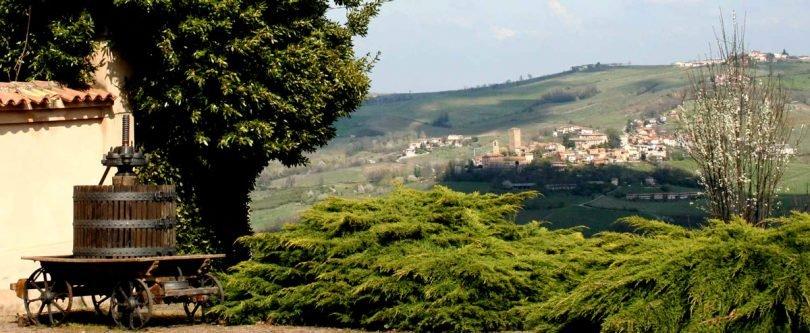 Uitzicht Montecalvo