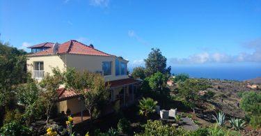 Finca Paraiso La Palma - Logeren bij Taalgenoten op de Canarische Eilanden