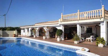 Casa La Paloma - Logeren bij Landgenoten in Spanje