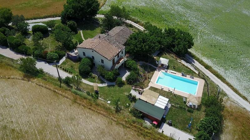 Casa dei Sogni d'Oro - Logeren bij Belgen in Italië