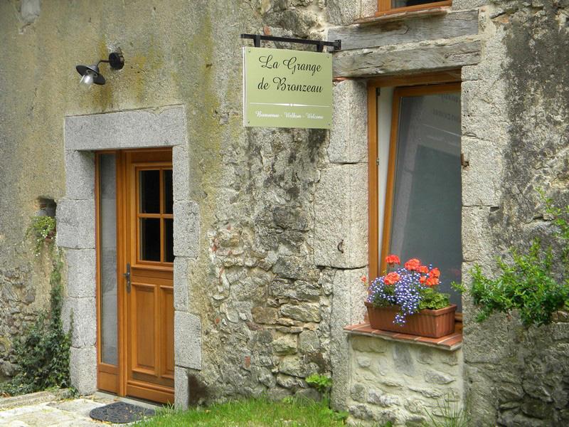 La Grange de Bronzeau - Logeren bij Landgenoten in Frankrijk