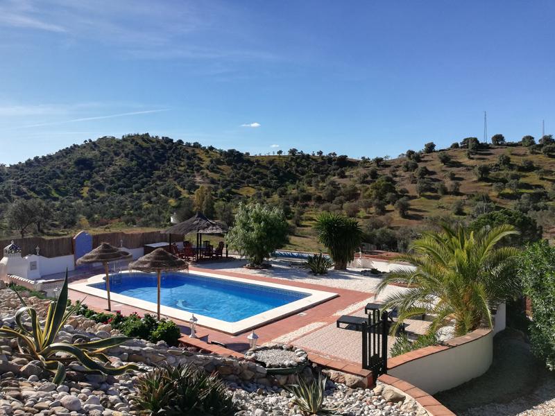 Casa El Corasueno - Logeren bij Landgenoten in Andalusië