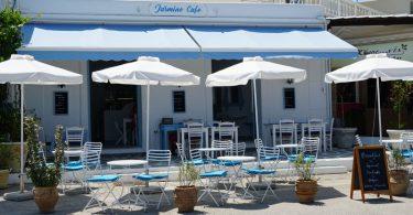 Jasmine Café - Lekker Eten en Drinken bij Landgenoten op Rhodos