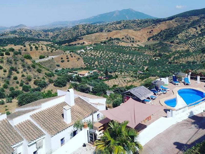 Hacienda Guaro Viejo - Logeren bij Landgenoten in Spanje
