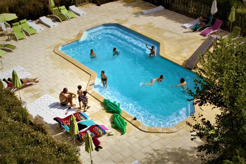 Camping & Vakantiepark La Bonne Vie - Logeren bij Taalgenoten in Frankrijk