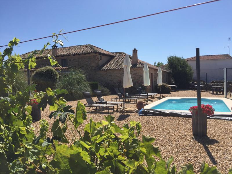 Casa Rural a-ti - Logeren bij Landgenoten in Spanje