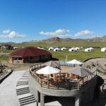 Harganat River Lodge - Logeren bij Landgenoten in Mongolië