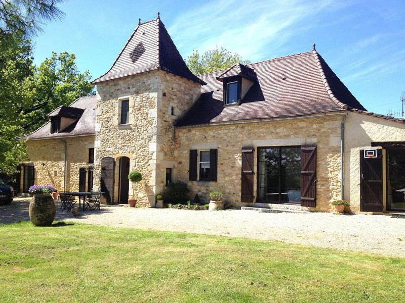 Villa Le Penlet - Logeren bij Landgenoten in de Dordogne