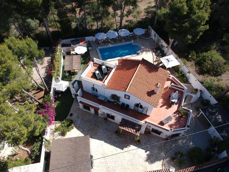 Casa Verano Eterno - Logeren bij Landgenoten in Spanje