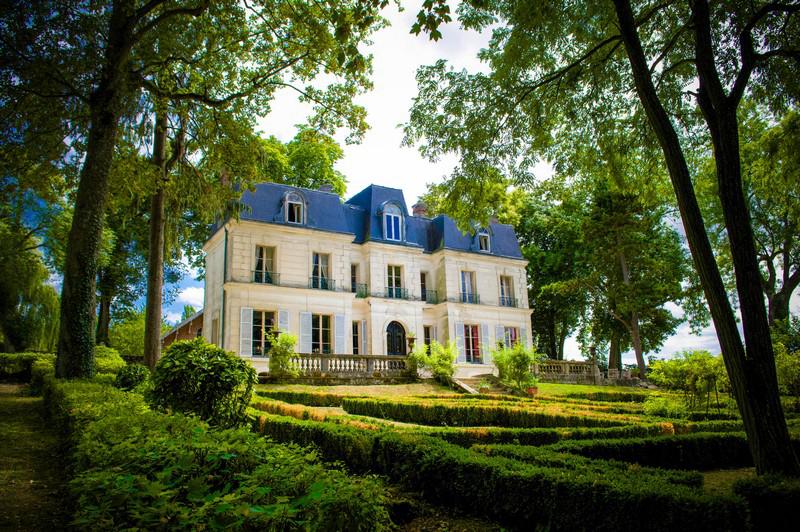 Château de Picheny - Logeren bij Landgenoten in Frankrijk