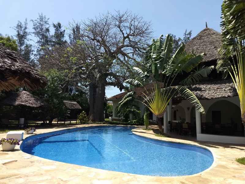Zarafa House - Logeren bij Landgenoten in Kenia