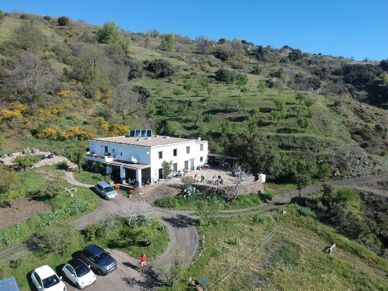 Casa Rural El Paraje - Logeren bij Landgenoten in Spanje