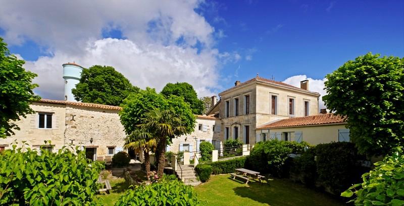 Domaine La Fontaine - Logeren bij Landgenoten in Frankrijk
