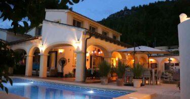 Casa Orbeta - Logeren bij Landgenoten in Spanje