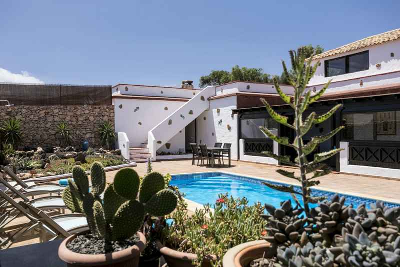Villa Vital Fuerteventura - Logeren bij Landgenoten in Spanje