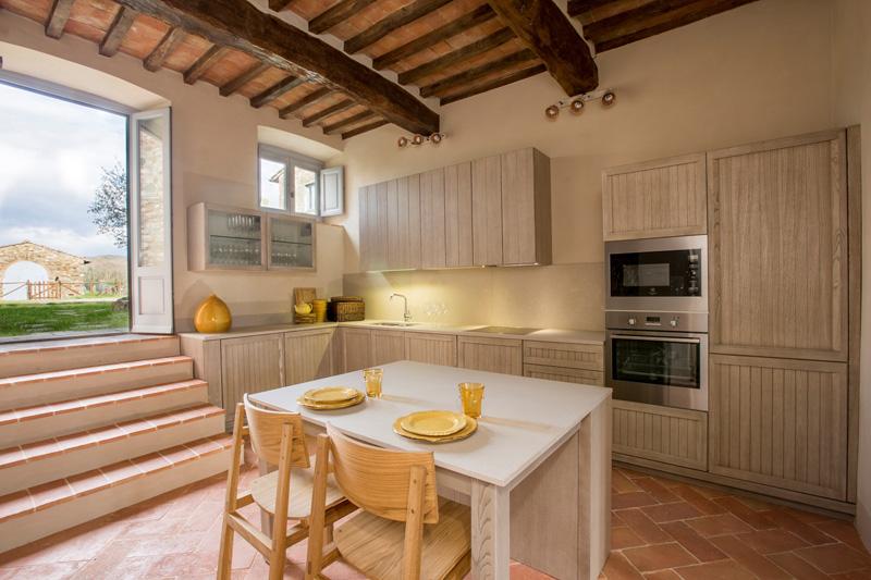 Vakantiewoning Malvasia - Logeren bij Landgenoten in Toscane