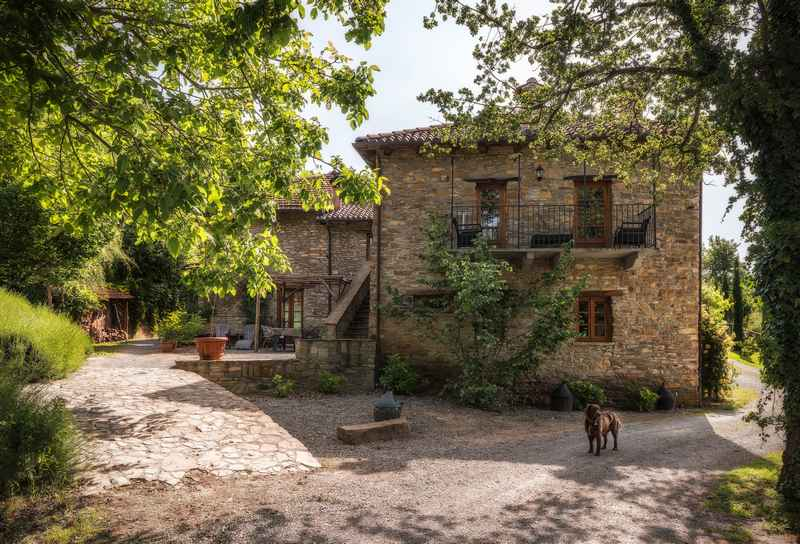 Agriturismo Casa Bontà - Logeren bij Taalgenoten in Italië