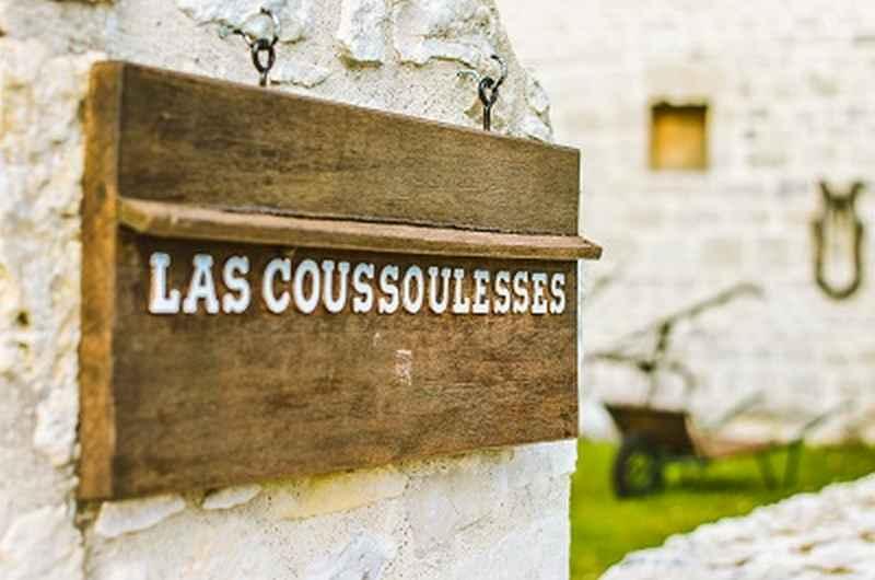 Las Coussoulesses B&B & Gites