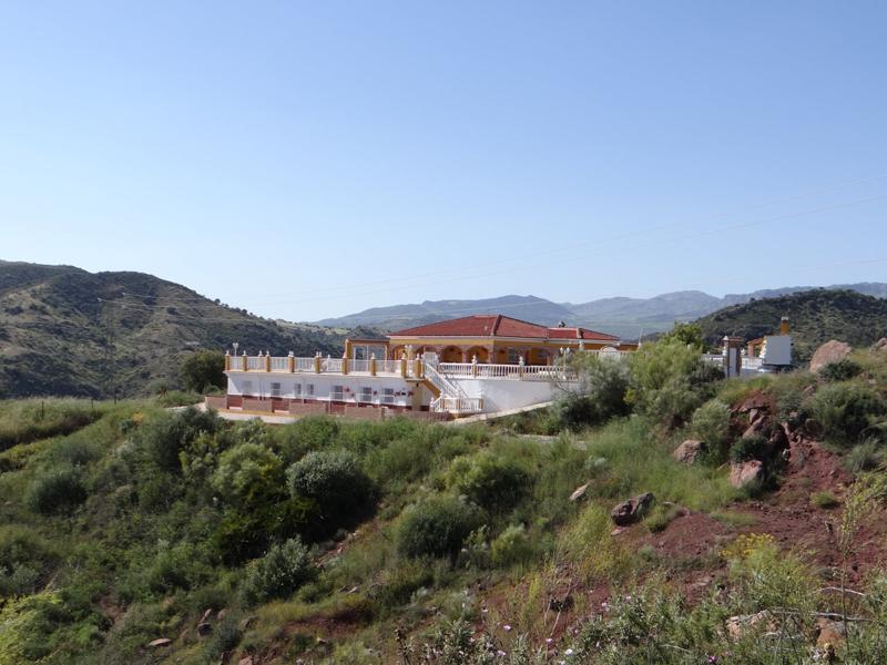 Casa Sarandy - Logeren bij Landgenoten in Andalusië