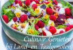 Culinair Genieten bij Landgenoten