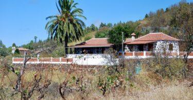 Casa Shanti - Logeren bij Landgenoten op La Palma